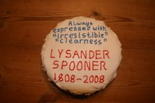 Happy Birthday Lysander