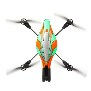 The Parrot Helicopter Drone