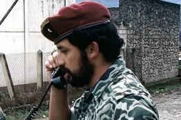 Otto Perez Molina 1982, (c) Jean-Marie Simon